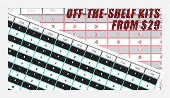 Off-The-Shelf Draft Boards